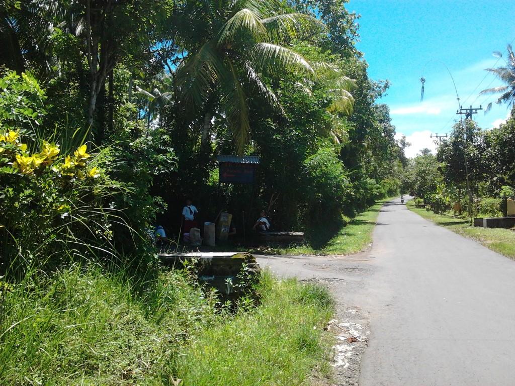 richting TK Tantri / Asrama Anak